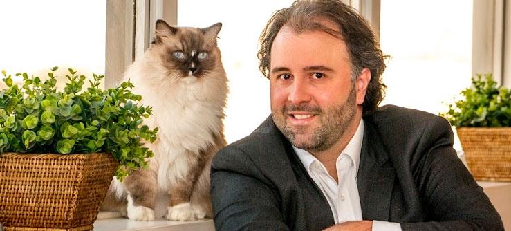 Pet shop e clínica veterinária dentro de casa